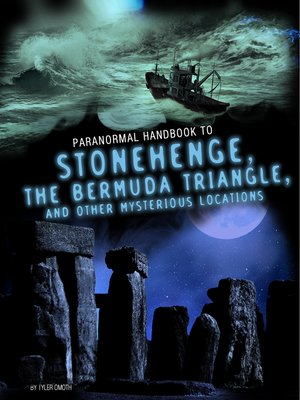 cover image of Handbook to Stonehenge, the Bermuda Triangle, and Other Mysterious Locations