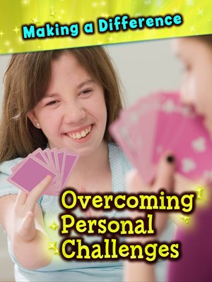 cover image of Overcoming Personal Challenges
