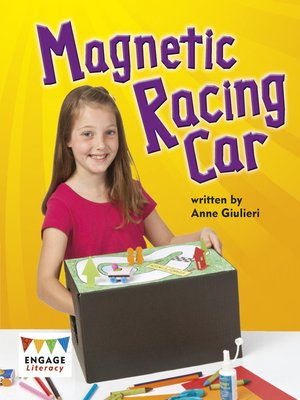 cover image of Magnetic Racing Car