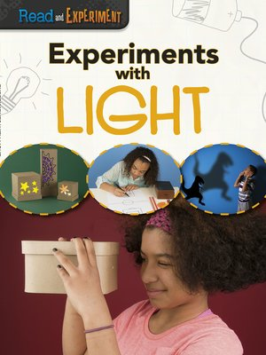 cover image of Experiments with Light