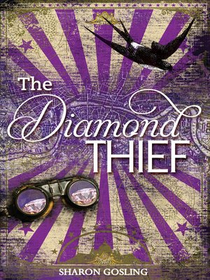 cover image of The Diamond Thief