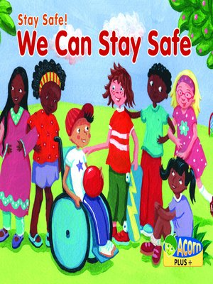cover image of We Can Stay Safe