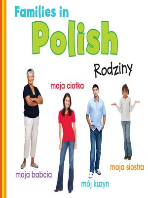 cover image of Families in Polish