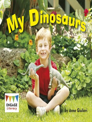 cover image of My Dinosaurs