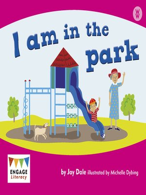 cover image of I am in the park