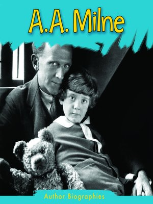 cover image of A. A. Milne