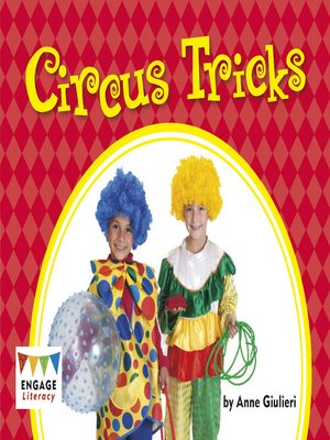 cover image of Circus Tricks