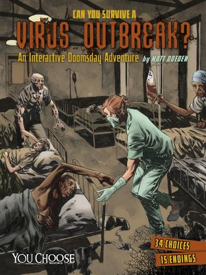 cover image of Can You Survive a Virus Outbreak?