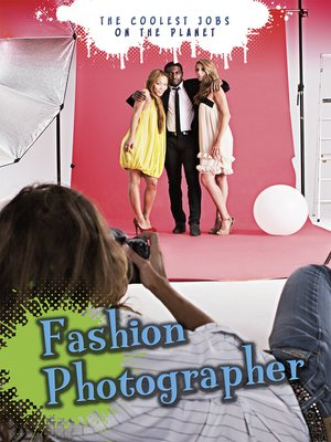 cover image of Fashion Photographer