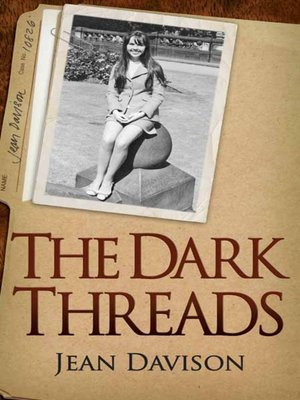 cover image of The Dark Threads