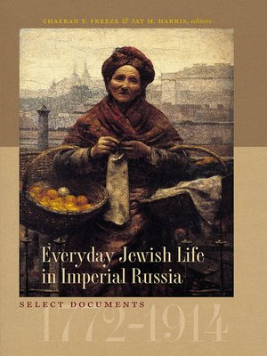 cover image of Everyday Jewish Life in Imperial Russia