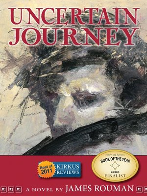 cover image of Uncertain Journey