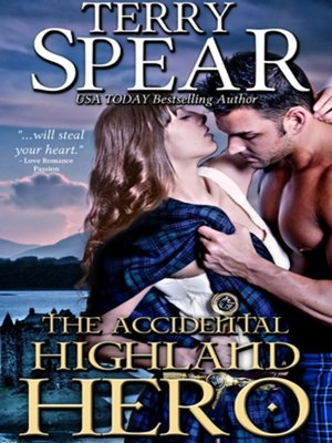cover image of The Accidental Highland Hero
