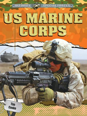 cover image of US Marine Corps