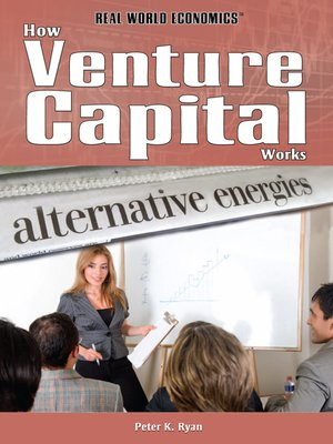 cover image of How Venture Capital Works