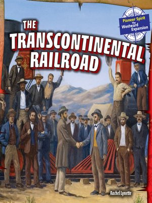 cover image of The Transcontinental Railroad