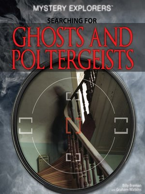 cover image of Searching for Ghosts and Poltergeists