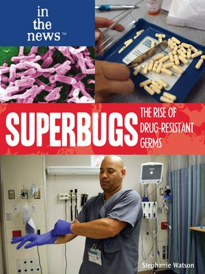 cover image of Superbugs