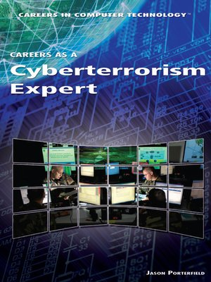 cover image of Careers as a Cyberterrorism Expert