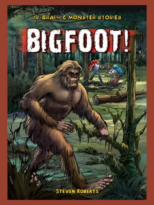cover image of Bigfoot!