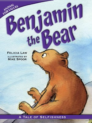 cover image of Benjamin the Bear