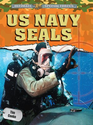cover image of US Navy SEALs
