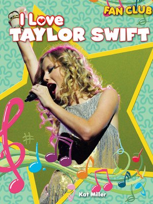 cover image of I Love Taylor Swift