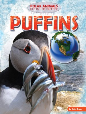 cover image of Puffins