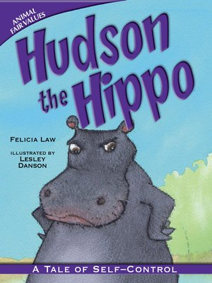 cover image of Hudson the Hippo