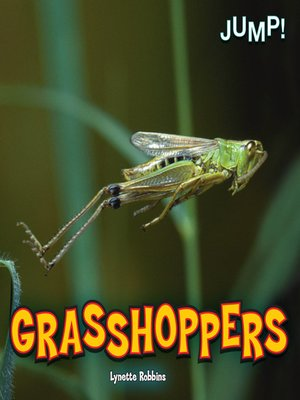 cover image of Grasshoppers