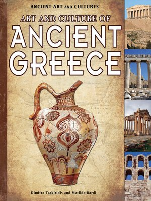 cover image of Art and Culture of Ancient Greece