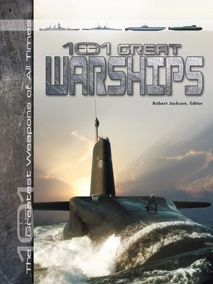 cover image of 101 Great Warships
