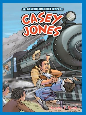 cover image of Casey Jones