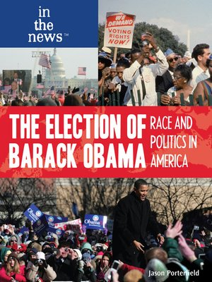 cover image of The Election of Barack Obama