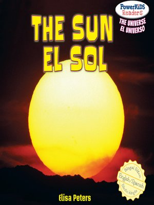 cover image of The Sun / El Sol