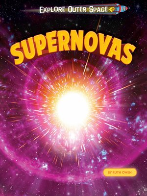 cover image of Supernovas