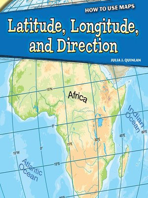 cover image of Latitude, Longitude, and Direction