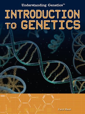 cover image of Introduction to Genetics