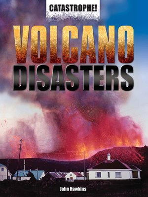 cover image of Volcano Disasters