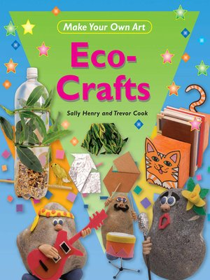 cover image of Eco-Crafts
