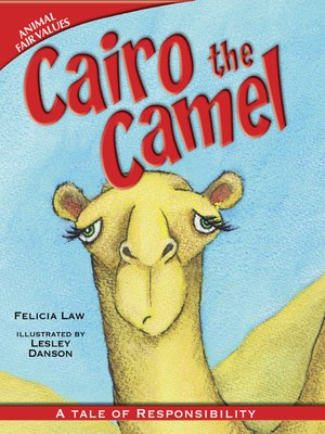 cover image of Cairo the Camel