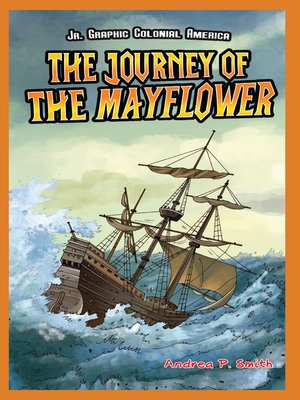 cover image of The Journey of the Mayflower