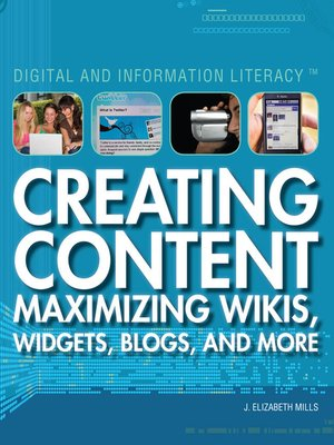 cover image of Creating Content