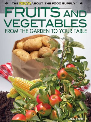 cover image of Fruits and Vegetables