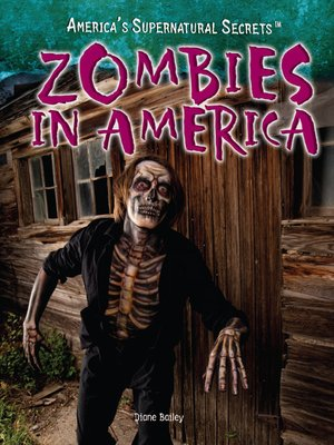cover image of Zombies in America