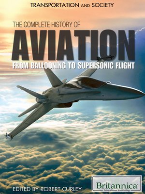 cover image of The Complete History of Aviation