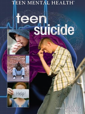 cover image of Teen Suicide