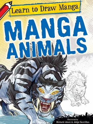 cover image of Manga Animals