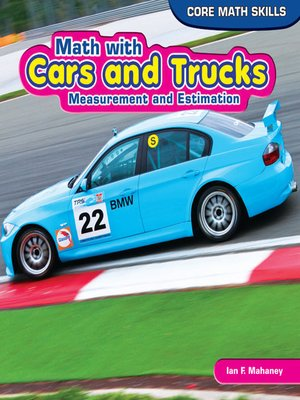 cover image of Math with Cars and Trucks