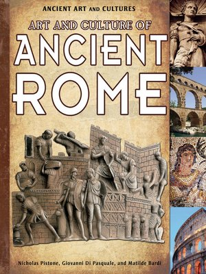 cover image of Art and Culture of Ancient Rome